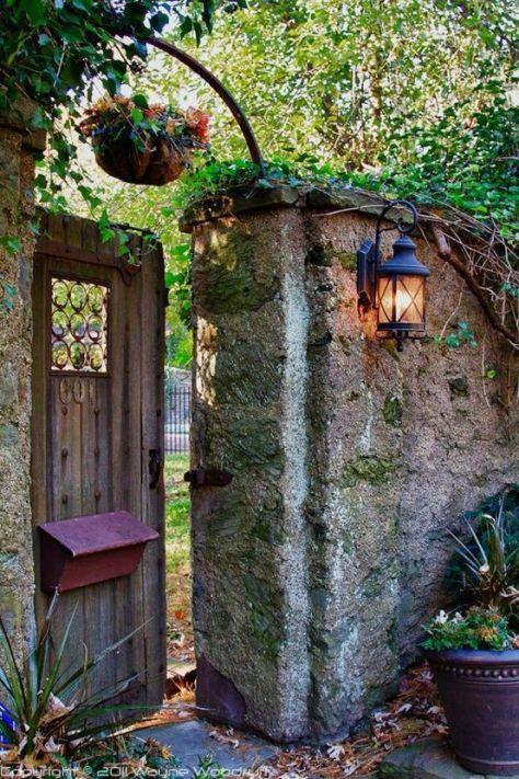 Gartenmauer_Pinterest
